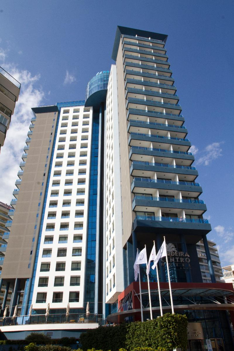 Oferta Hotel Madeira Centro 4* de Benidorm