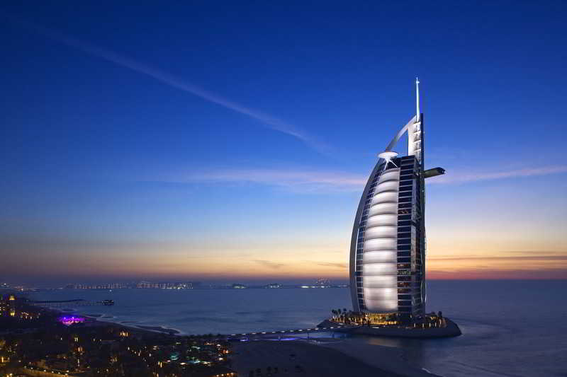 Hotel 7* Burj Al Arab  (LUJO)  Desde 969 US$ por persona