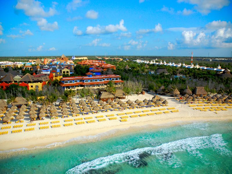 Iberostar Paraiso Beach Cancun All Inclusive 5dias 4noches