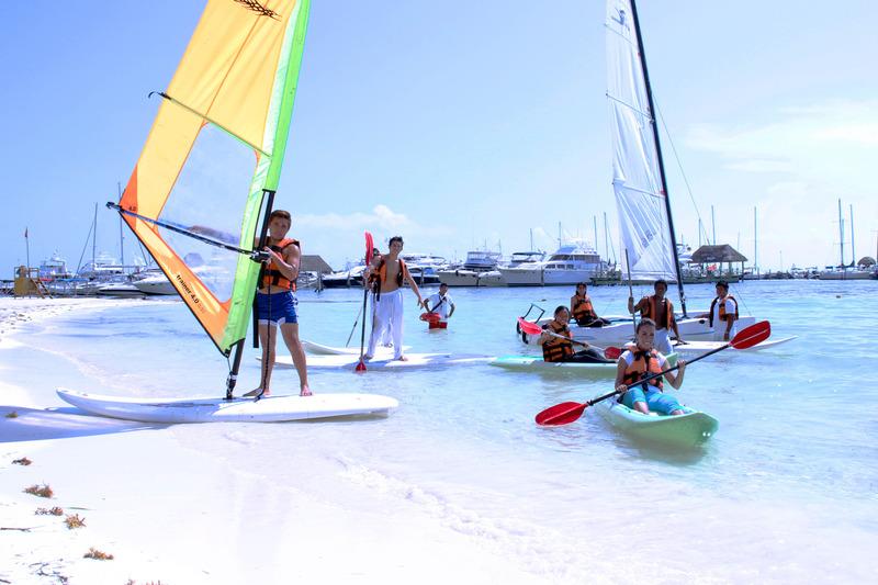 CANCUN con All Ritmo Cancun Resort & Water Park