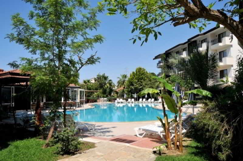 Lemas Suite Hotel in Antalya/Türkische Riviera