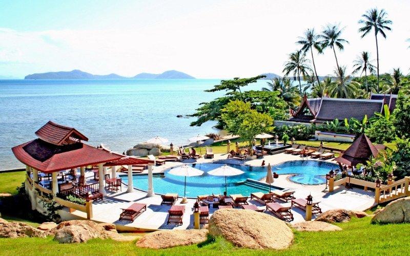 Koh Samui, Thaiföld: 4 csillagos hotel és repülőjegy budapestről