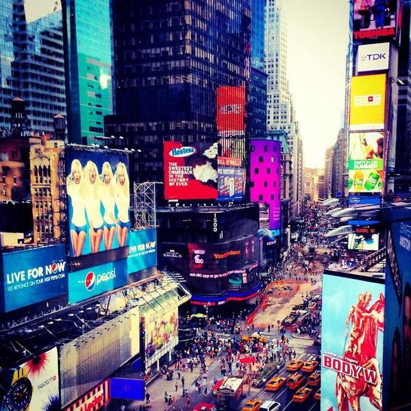 Nova York: Natal em Times Square