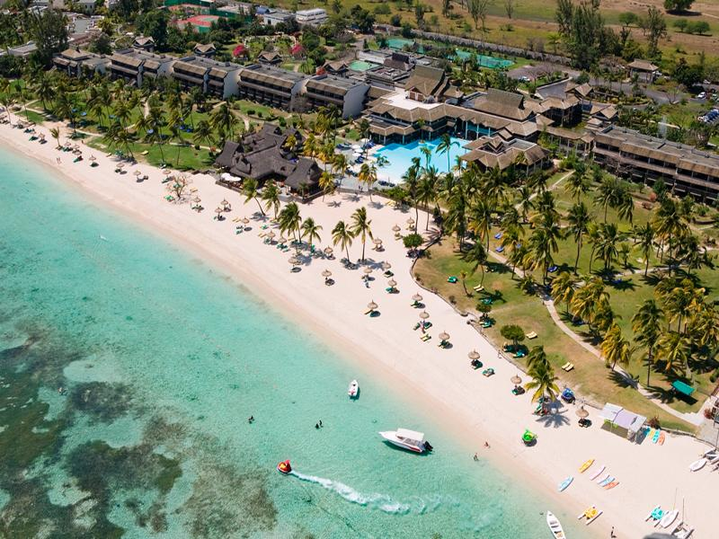 7 nights in Mauritius! First Class Hotel with Half Board, Day tours, Airport Transfers & Flights from Ljubljana