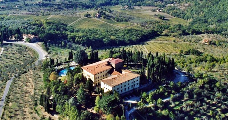 Gönner-Wochenende in den Weinhängen der Toskana