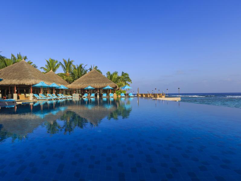 هتل 5 ستارهی Anantara Veli مالدیو