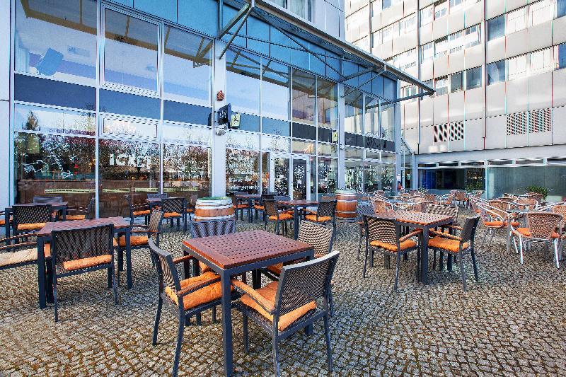 City Hotel Berlin East, TER