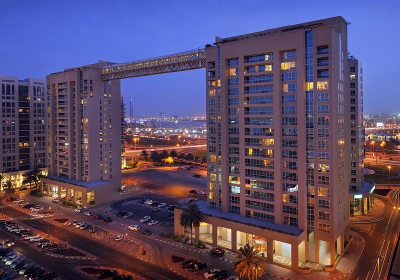 Marriott Executive Apartments Dubai 05 Días/ 04 Noches