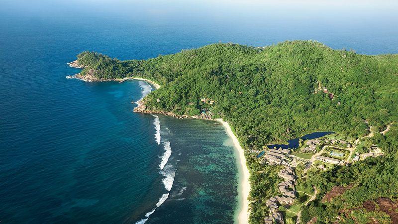 9 nights Seychelles! Kempinski hotel Half Board & Flights from Ljubljana