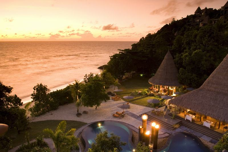 5 Days. Seychelles 5* - Option 3