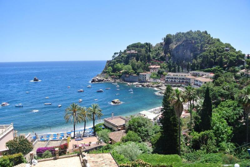 Egy hét Szicília, Taormina szállással és repjeggyel