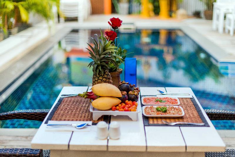 Hotel Baumanville auf Phuket/Thailand