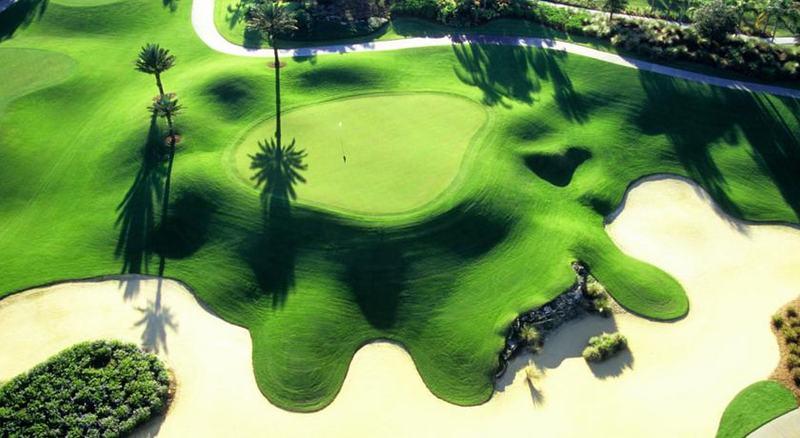 Golfurlaub in Florida inklusive Badestopp und Mietwagen