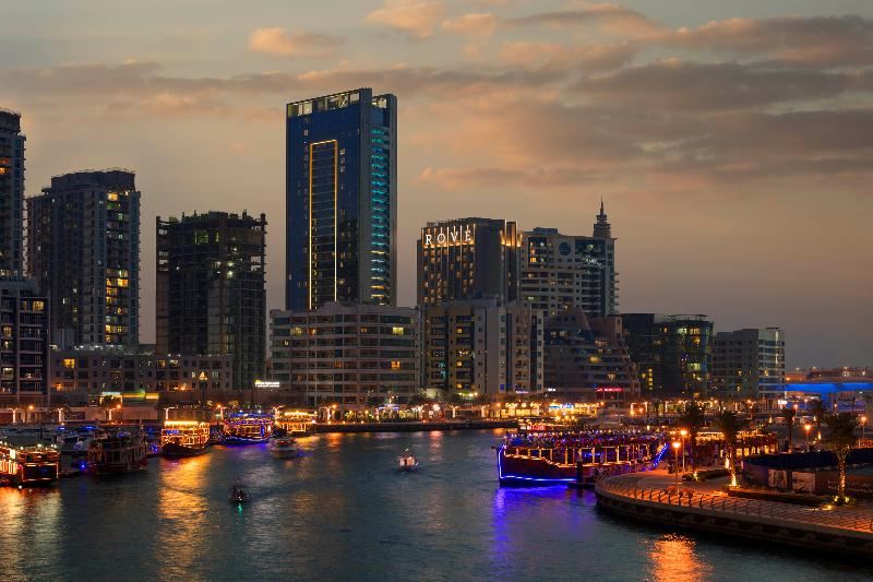 5 Days. Dubai - Rove Dubai Marina 3* + Air Ticket from Kuwait