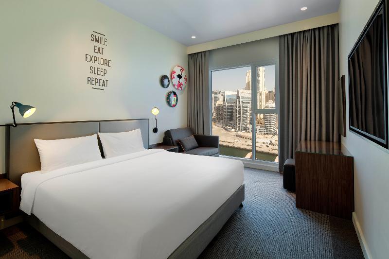 5 Days. Dubai - Rove Dubai Marina 3*