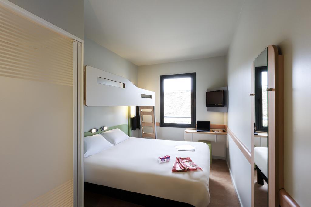 Hotel ibis budget Bordeaux Centre Bastide